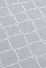 Fretwork Cotton Sheet Set