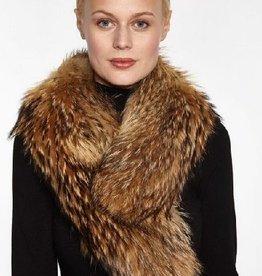 Linda Richards Raccoon Fur Collar