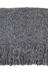 Campbell Throw - Platinum 40 x 70