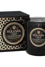 Crisp Champagne Classic Maison Candle