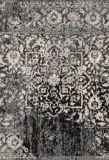 Loloi Rugs Emory Collection Black/Ivory (EB-01)
