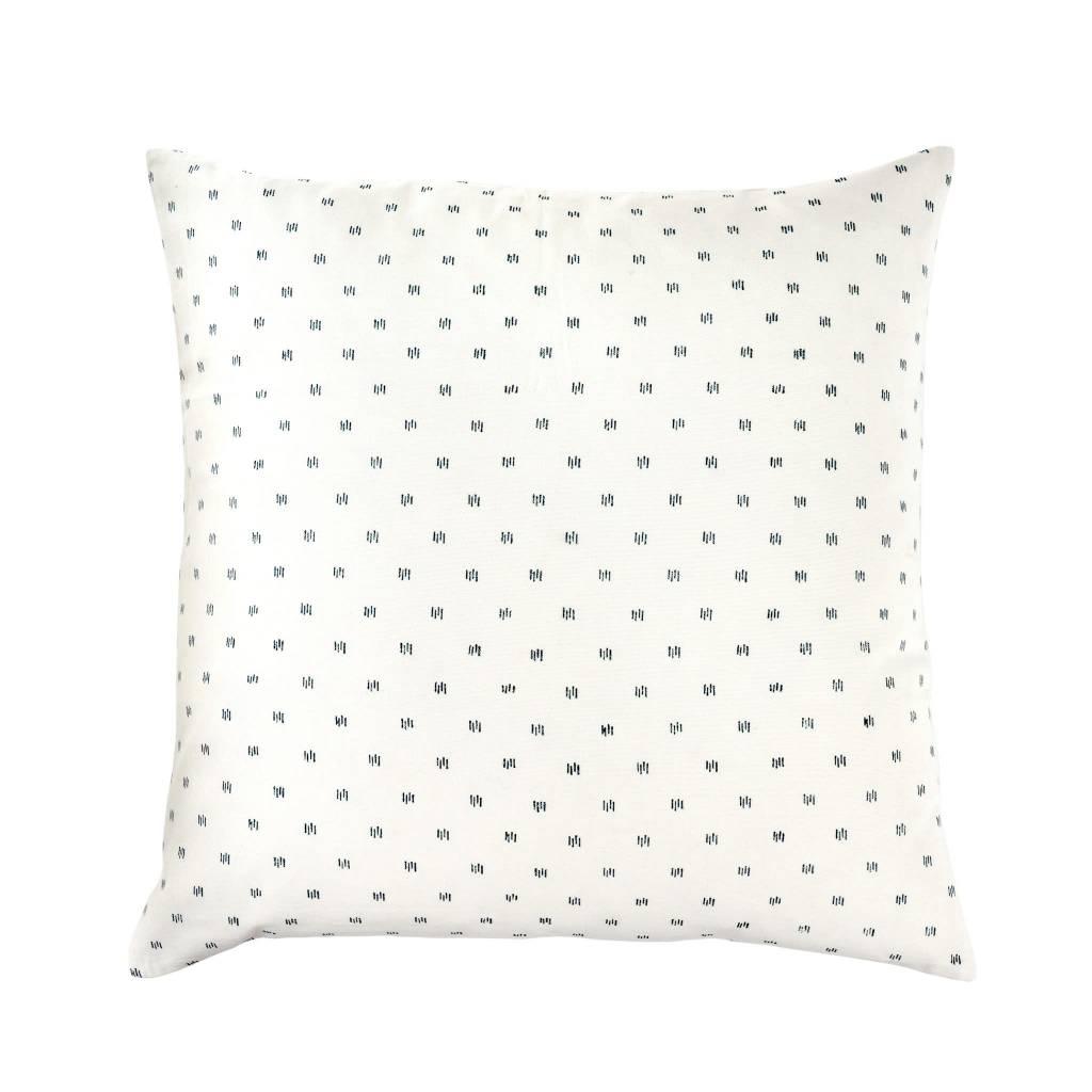 Chloe Block Print Cushion 24 x 24
