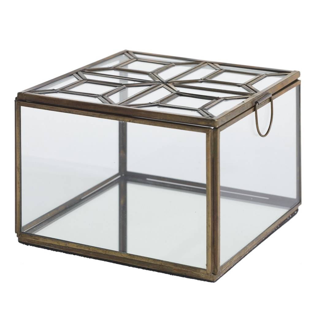 Square Dynasty Box