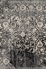 Loloi Rugs Emory Collection Black/Ivory