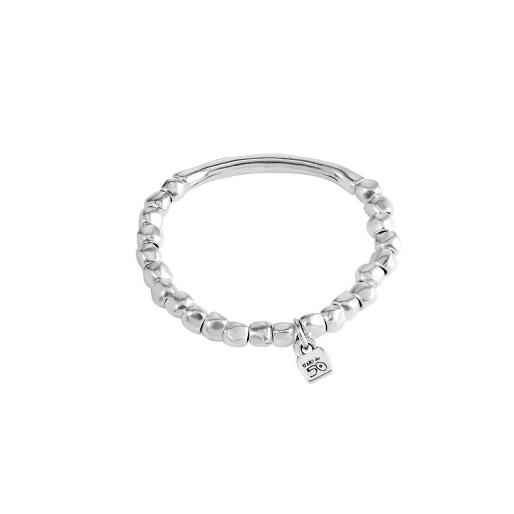 Uno de 50 Journey Bracelet Silver