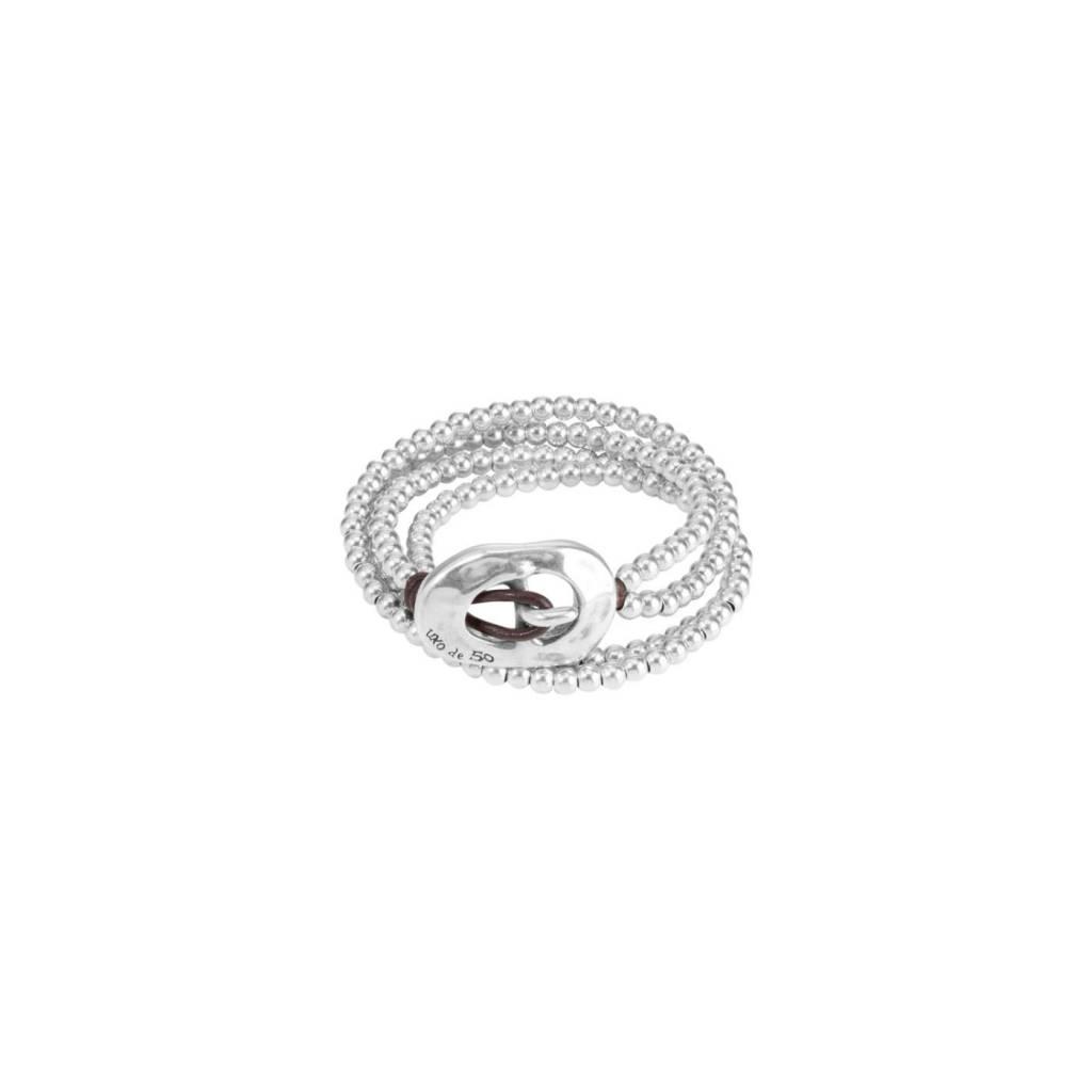 Boluda Bracelet Silver