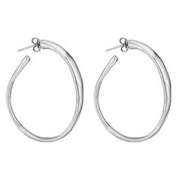 Ohmmm.. Earrings Silver