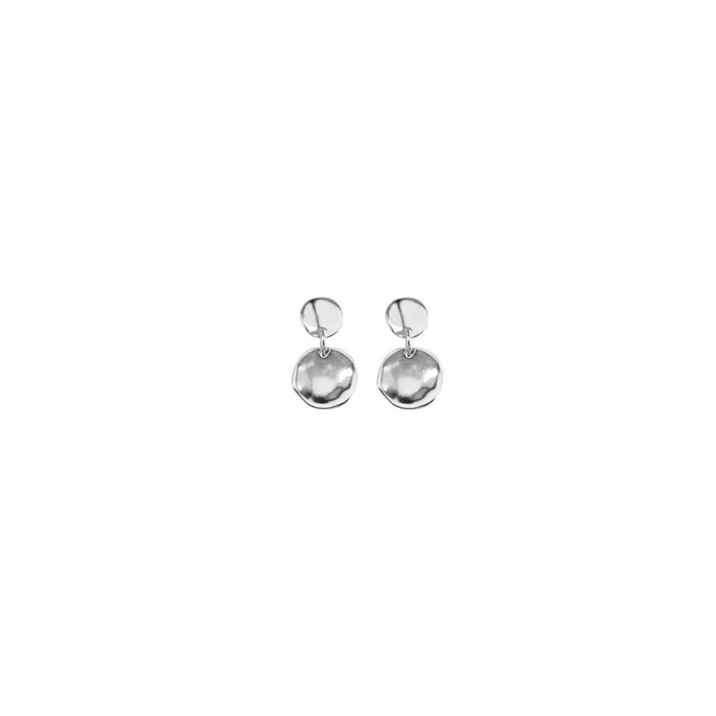 Uno de 50 Scales Earring Silver