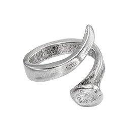 B12 Ring Silver