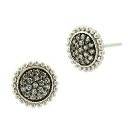 Freida Rothman Starburst Stud Earring