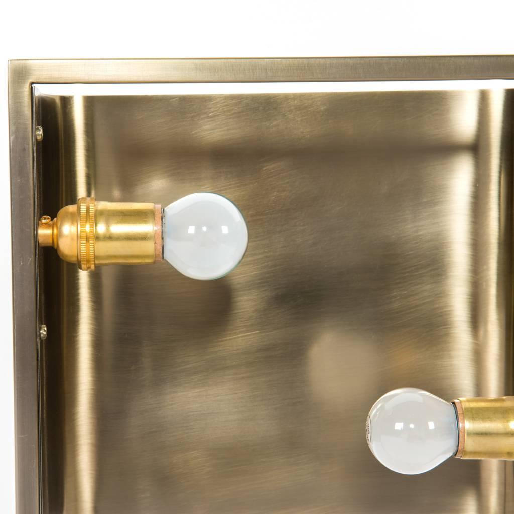 Stratton Desk Lamp - Antique Brass