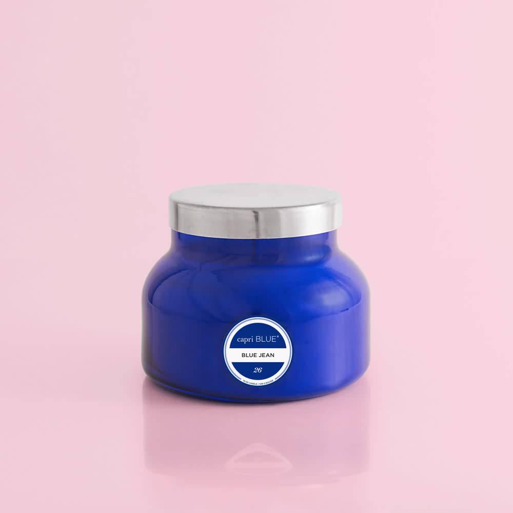 Capri Blue 19 oz Blue Signature Jar - Blue Jean