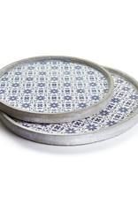 Granada Round Tray