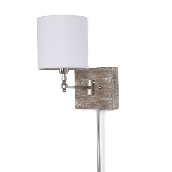 Swing Arm Pinup Sconce