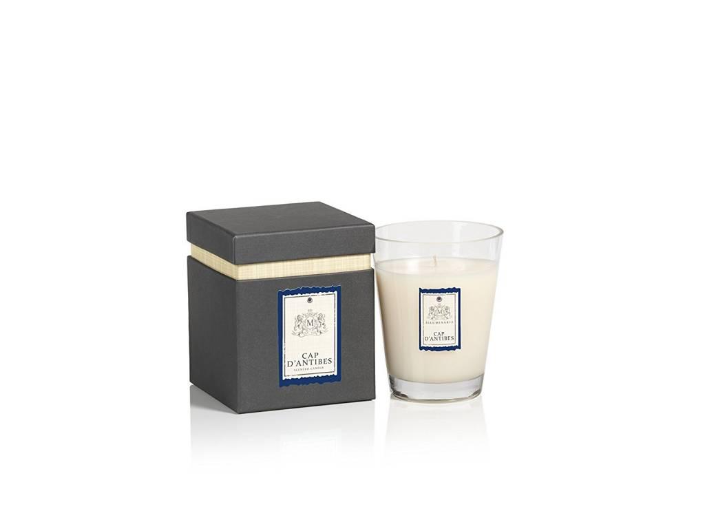 Zodax Illuminaria Scented Candle Jar Cap D'Antibes Small