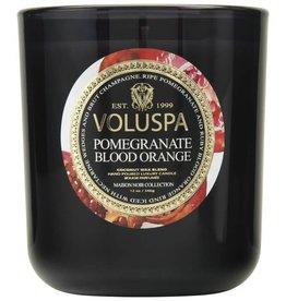 Voluspa Pomegranate Blood Orange Classic Maison Candle