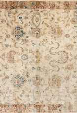 Loloi Anastasia Collection Ant Ivory/Rust