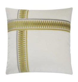 Antibes II Pillow - Yellow 20 x 20