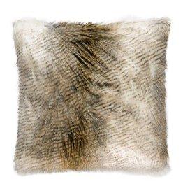 Alaskan Hawk Pillow - 20 x 20