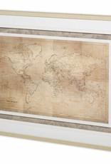 Hamilton's World Map
