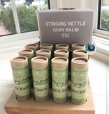 Stinging Nettle Yarn Balm  - Citrus Vanilla Mint