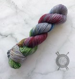 Destination Yarn Destination Yarn Silver Shiny DK Lotus Lantern Festival