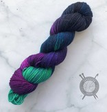 Destination Yarn Destination Yarn Silver Shiny DK Northern Lights