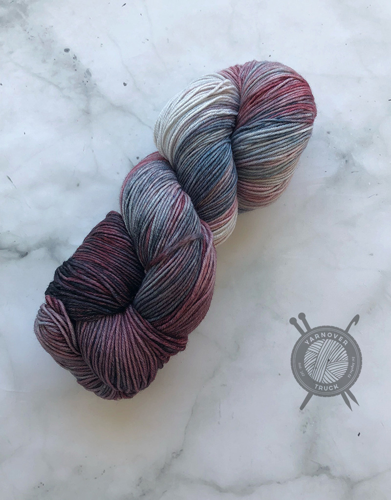 Forbidden Fiber Co. Forbidden Fiber Co. Gluttony Sock Vampire Queen