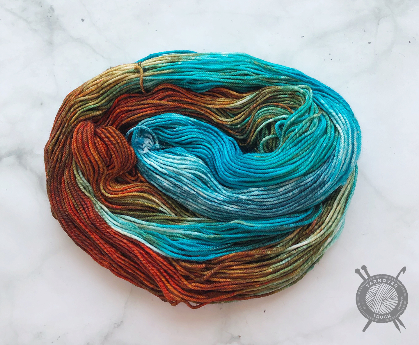 Western Sky Knits Western Sky Knits Merino 17 Worsted Fish Bowl