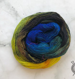 Dragonfly Fibers Van Gogh's Sunflowers on Pixie from Dragonfly Fiber