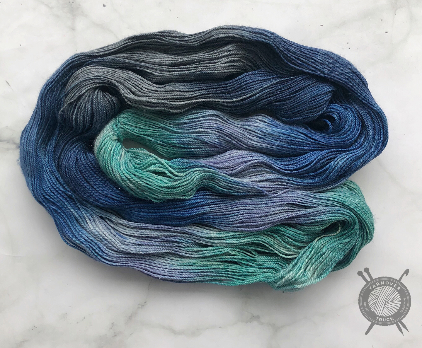 Yarn Love Beneath The Waves on Marie Antoinette from Yarn Love