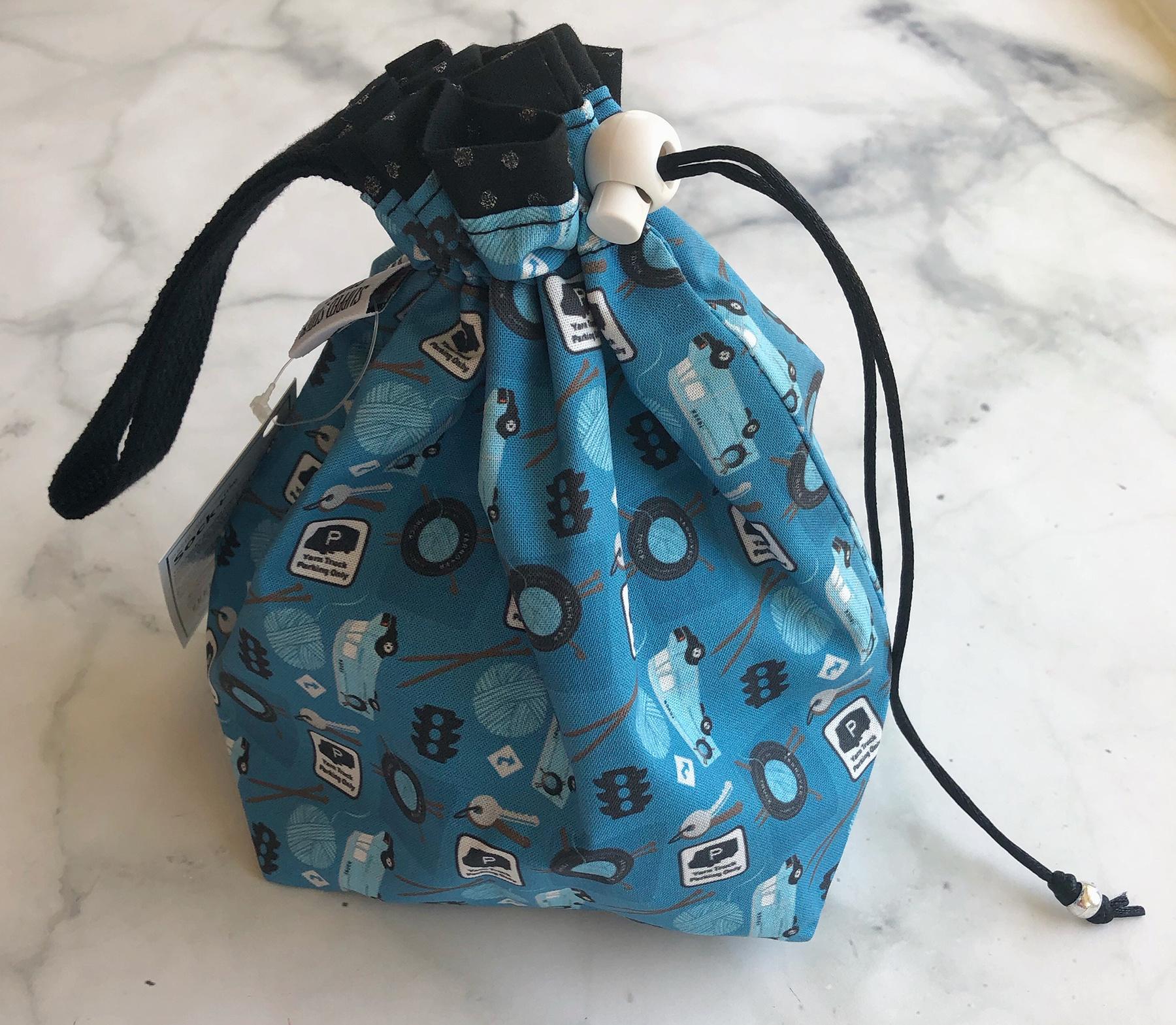 Slipped Stitch Studios Slipped Stitch Studios Sock Bag - YOT
