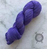 Candy Skein Grape Soda on Yummy Fingering from Candy Skein