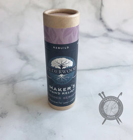 Elderwood Apothecary Maker's Hand Relief in Lavender Bergamot scent from Elderwood Apothecary