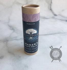 Elderwood Apothecary Maker's Hand Relief in Lavender Bergamot scent from Elderwood Apothecary