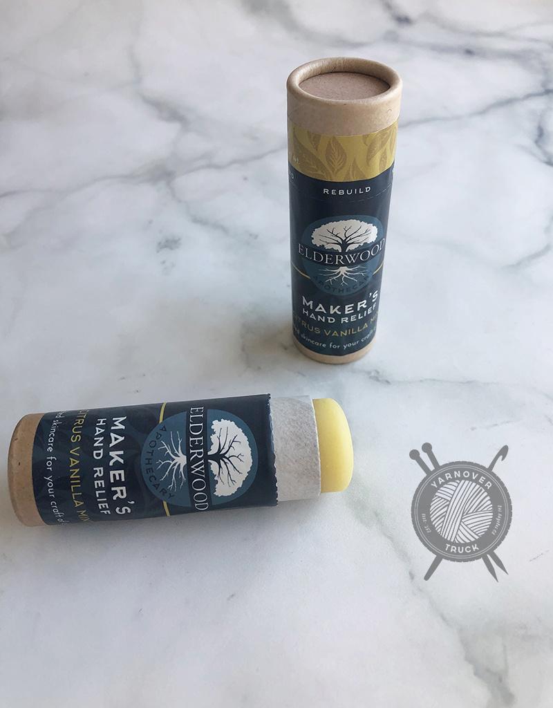 Elderwood Apothecary Elderwood Apothecary Maker's Hand Relief - Citrus Vanilla