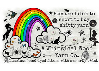 A Whimsical Wood Yarn Co