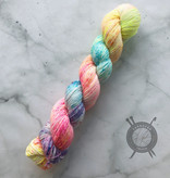Yarn Love Unicorn Poop on Juliet from Yarn Love