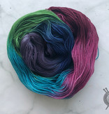 Yarn Love River Rock Rainbow on Juliet from Yarn Love