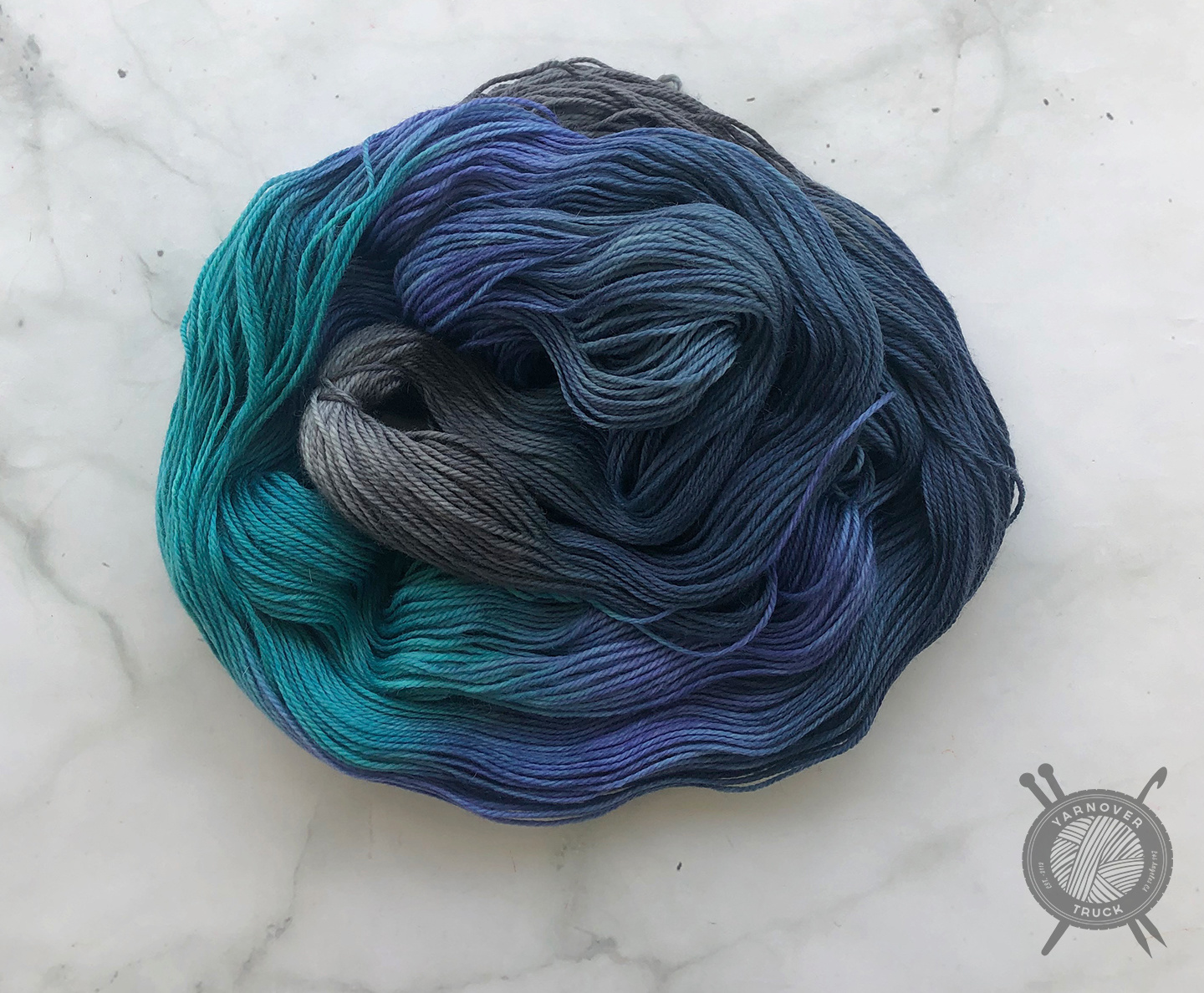 Yarn Love Beneath The Waves on Juliet from Yarn Love