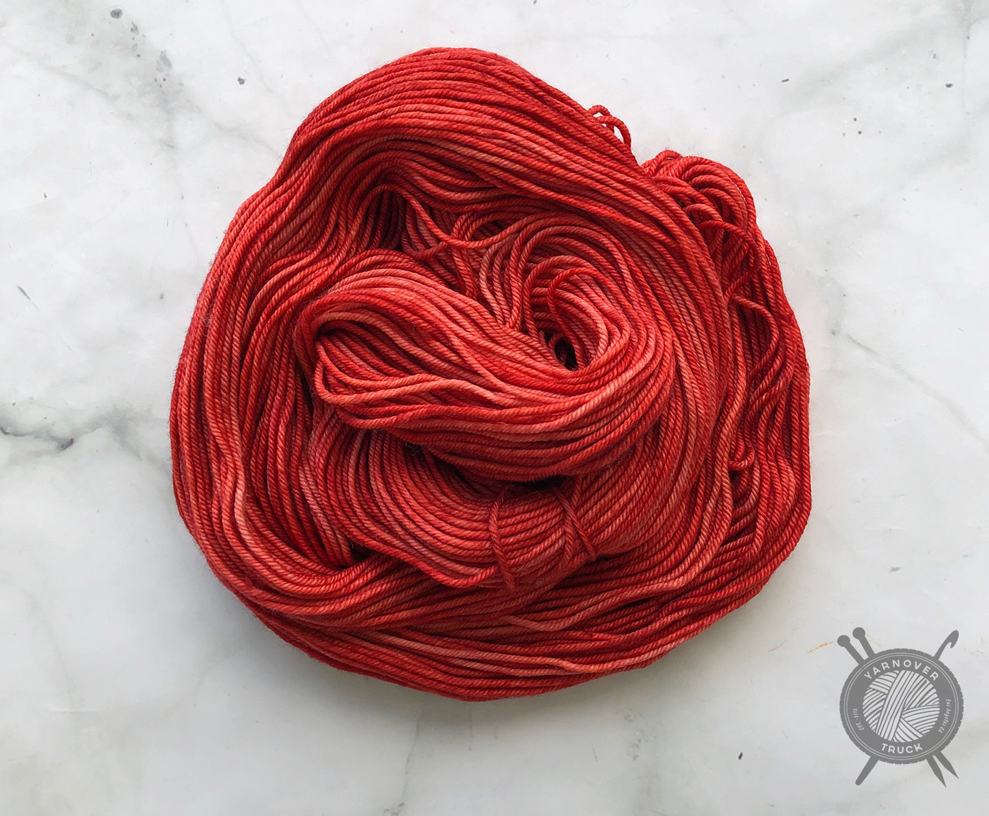 Anzula Paprika on For Better or Worsted from Anzula Luxury Fibers