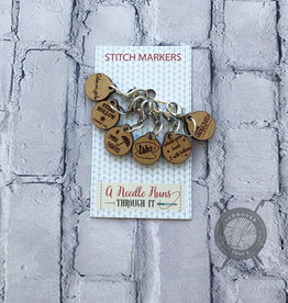 A Needle Runs Through It Game of Thrones inspired Stitch Market Set for Crochet
