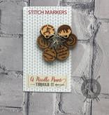 A Needle Runs Through It Outlander Themed Stitch Market Set for Knitting