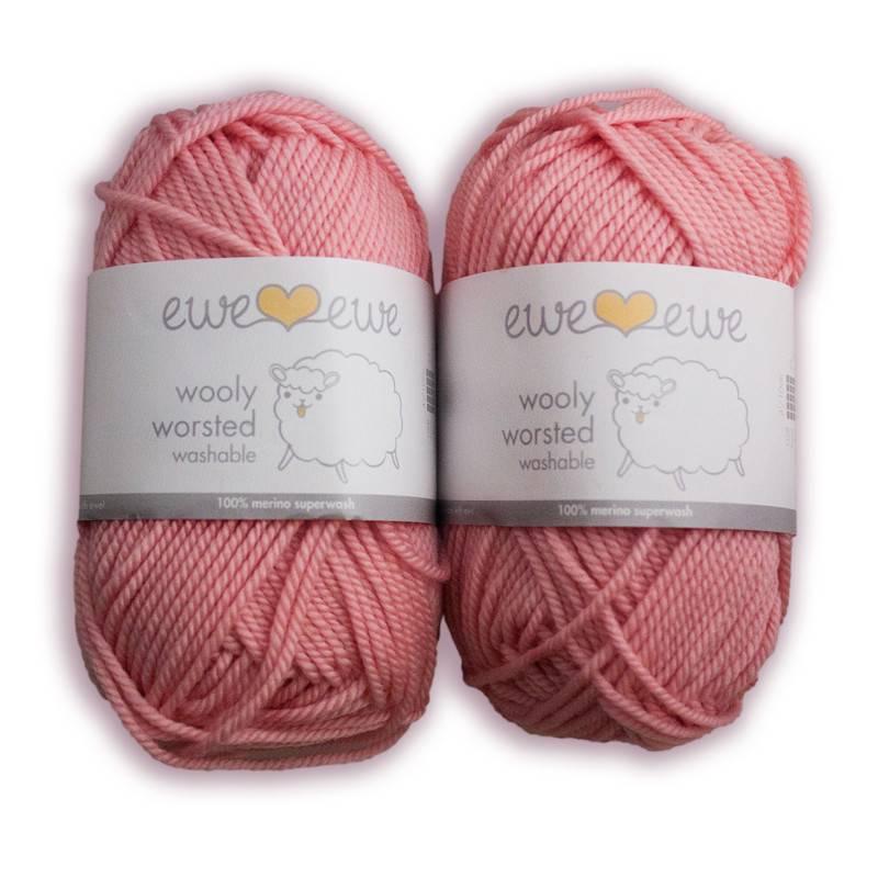 Ewe Ewe Ewe Ewe Wooly Worsted Cotton Candy