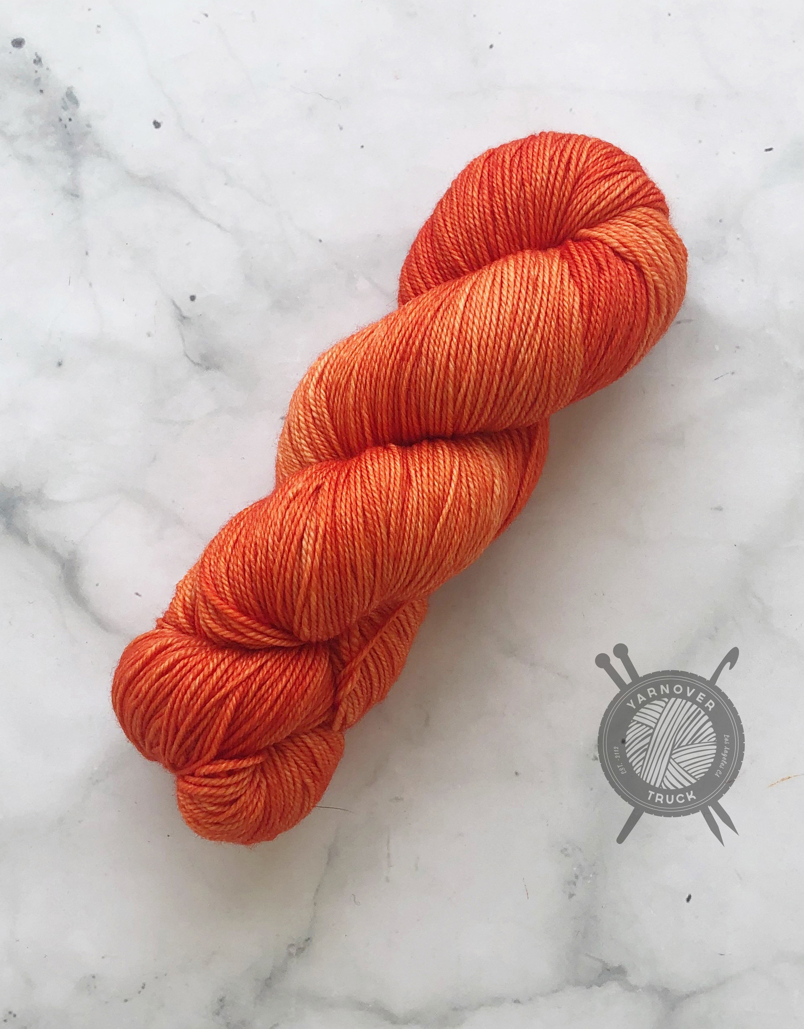 Anzula Marigold on Squishy from Anzula Luxury Fibers
