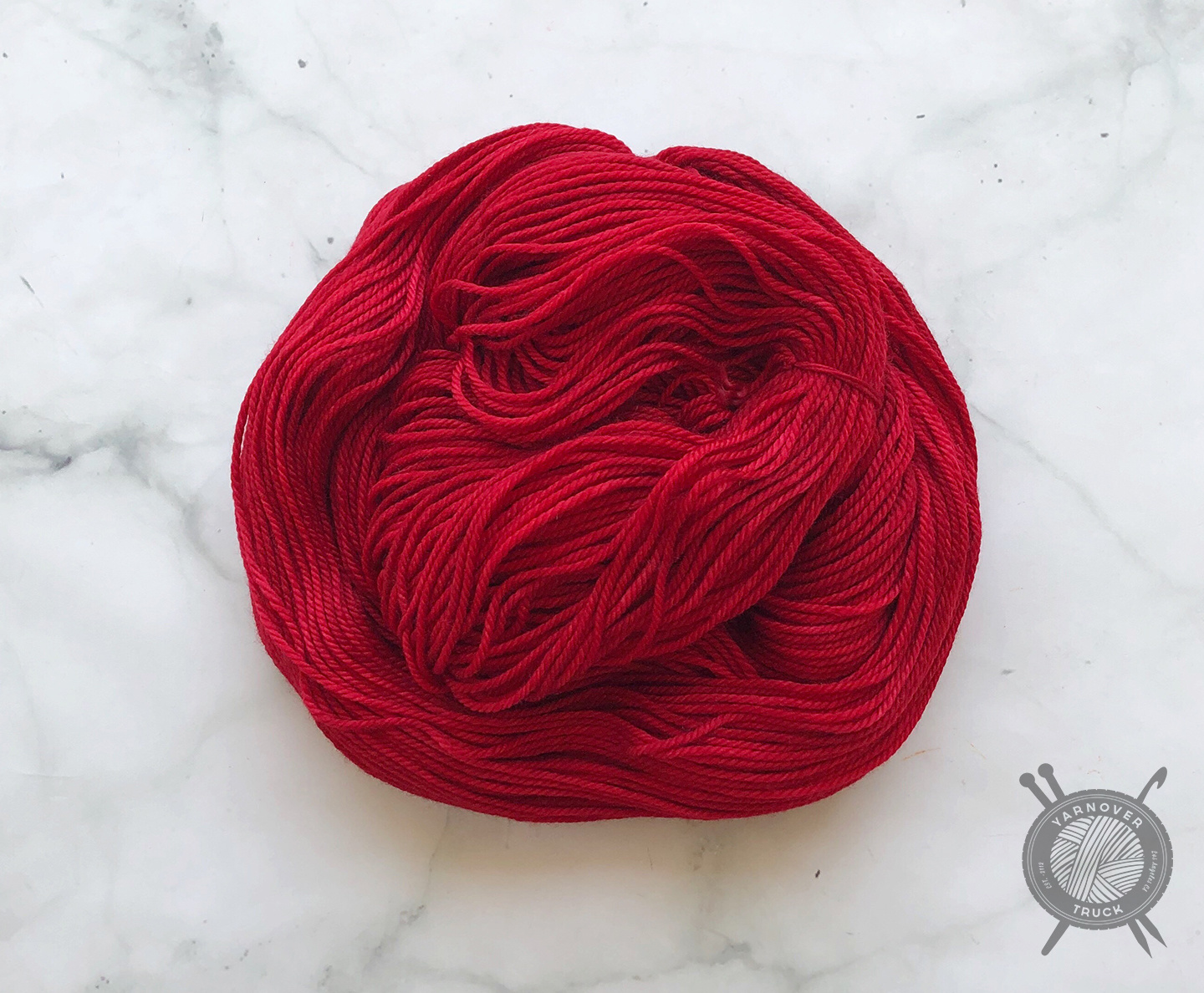 Anzula 1 Red Show on Cricket from Anzula Luxury Fibers