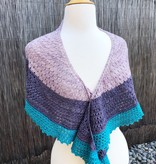 Yarnover Truck Pebble Beach Shawl Kit