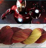 Forbidden Fiber Co. Iron Man on Pride from Forbidden Fiber Co.