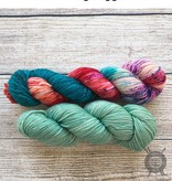 Anzula Minty Unicorn on Squishy Mini 50g from Anzula Luxury Fibers
