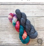Anzula Slate on Squishy Mini 50g from Anzula Luxury Fibers